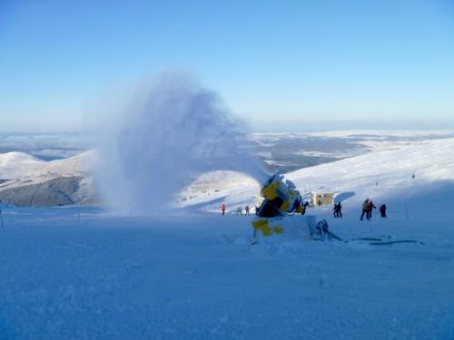 """Snow making"""